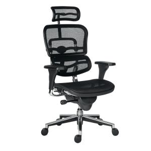 Antares Ergohuman szék, fekete