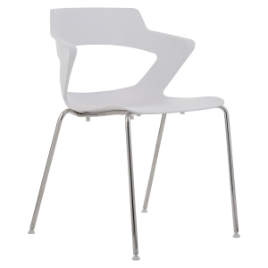 ANTARES AOKI CONFERENCE CHAIR WHITE