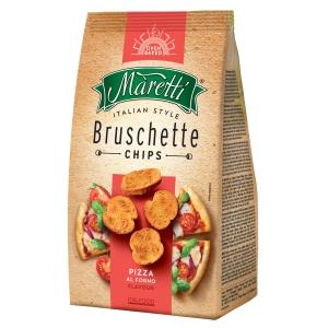 Bruschetta Maretti, pizzás, 70 g