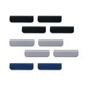 Mágneses klip Durable Durafix, 60 mm, vegyes szín, 10 db