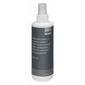 Sigel fehértábla tisztító spray, 250 ml
