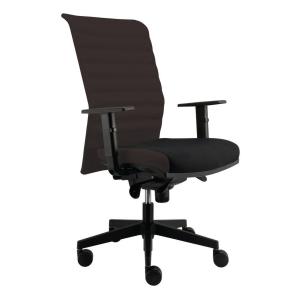Alba Reflex Vip irodai szék, fekete