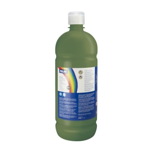 MILAN WATER COLORS 1000ML DARK GREEN