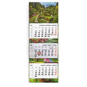 TOPTIMER SPEDITION WALL CALENDAR T008010