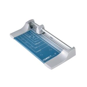 Dahle 507 görgős vágógép, A4, 8 lap