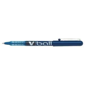 PILOT V-BALL R/BALL 0.5MM BLU