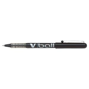 PILOT V-BALL R/BALL 0.5MM BLK