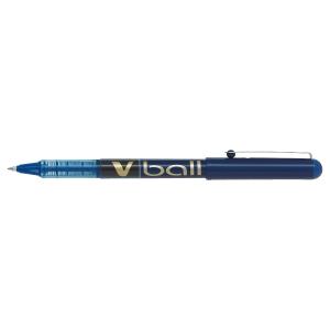 Pilot V-ball rollerirón, 0,7 mm, kék