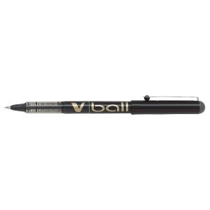 PILOT V-BALL R/BALL 0.7MM BLK