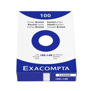 PK100 EXACLAIR 13309E CARD 210G 105X148