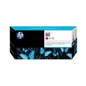 HP nyomtatófej 80 (C4822A) magenta