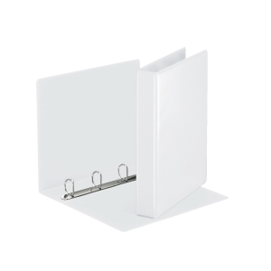 Esselte A4 White 4D-Ring Presentation Binder 30Mm