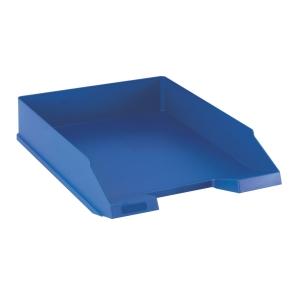Herlitz irattálca A4, kék