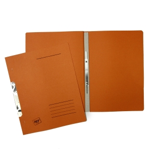 HITOFFICE CLASSIC SUSP BINDER A4ORGE