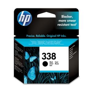 HP tintasugaras nyomtató patron 338 (C8765EE) fekete