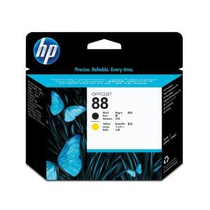 HP nyomtatófej 88 (C9381A) fekete/sárga