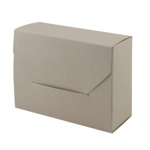 Emba archiváló doboz, natúr, 26 x 35 x 11 cm
