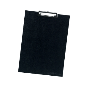 HERLITZ CONFERENCE PAD HOLDER A4 BLK