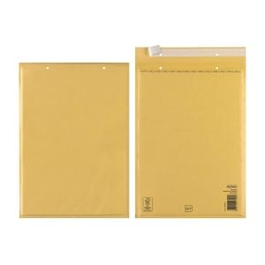 Herlitz barna légpárnás tasakok, 230 x 335 mm, 10 darab/csomag