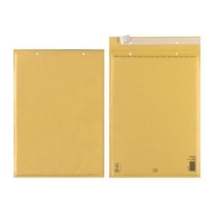 Herlitz barna légpárnás tasakok, 290 x 445 mm, 10 darab/csomag