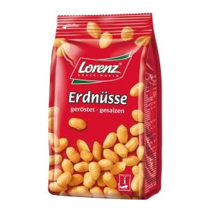 LORENZ ERDNUSSE PEANUTS ROAST SALT 200G