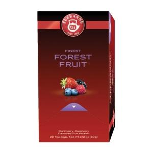Teekanne tea, Erdei gyümölcs, 20 filter/doboz