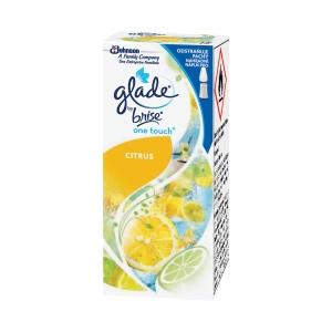 Brise One Touch légfrissítőbe alkalmas utántöltő citrus illattal, 10 ml