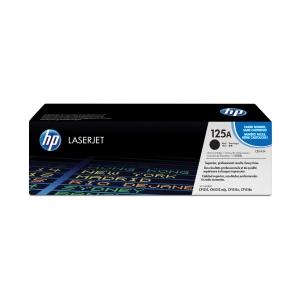 HP toner lézernyomtatókhoz 125A (CB540A) fekete