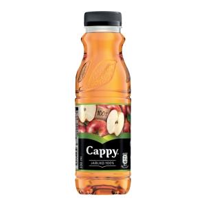 Cappy gyümölcslé 100% alma 0,33l, 12 darab/csomag