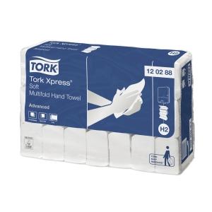 Tork Xpress 120288 Multifold advanced papírtörlők, 21 x 34 cm, 21 csomag