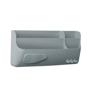 Bi-Office Smart Box szürke mágneses tartó