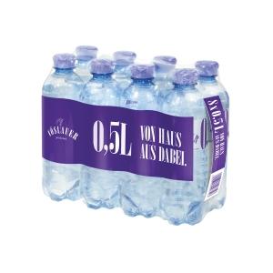 Vöslauer szénsavas asványvíz 0,5 l, 8 darab/csomag