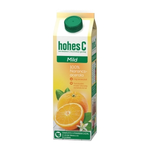 HOHES C MILD ORANGE JUICE 1L