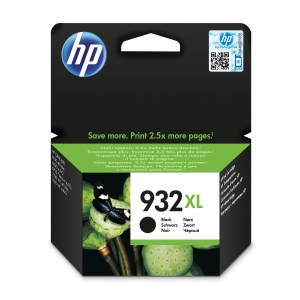 HP tintasugaras nyomtató patron 932XL (CN053AE) fekete