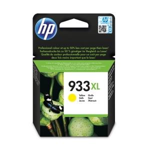 HP tintasugaras nyomtató patron 933XL (CN056AE) sárga
