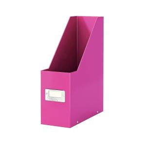 Leitz Click&Store iratpapucs, rózsaszín