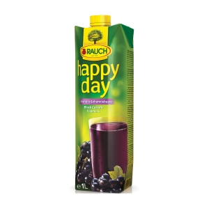 RAUCH HAPPY DAY JUICE BLACKCURRANT 1L