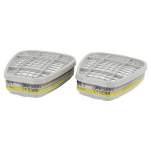 3M™ 6057 szűrőbetét félálarcokhoz és teljesálarcokhoz, ABE1,  8 darab