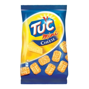 Tuc mini sós snack sajtos 100 g