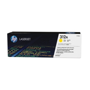 HP 312A CF382A TONER CART YLLW