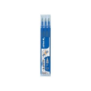 Pilot Frixion pót tollbetét, kék, 0,25 mm, 3 darab/csomag