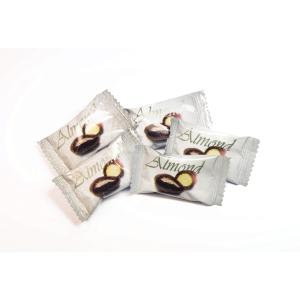 Mandula kakaóporral bevonva 2,8 g/darab, 357 darab/doboz
