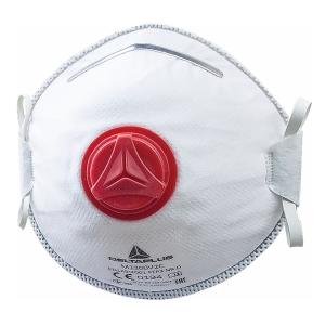 M13 FFP3 formázott légzésvédő maszk, formázott, 10 darab/csomag