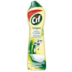 Cif Cream tisztítószer, 0,5l, Lemon