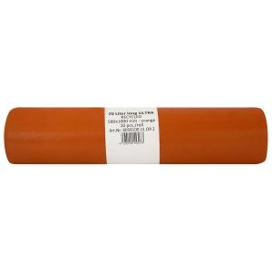 Alufix szemeteszsákok 60 mik., 60 l narancssárga, 10 db/tekercs