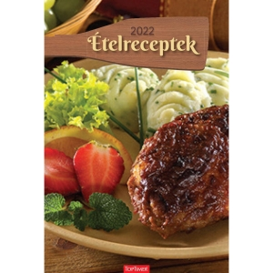 KALENDART T094 FOOD RECIPES 220X330