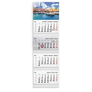 KALENDART T073 WALL CALENDAR MOUNTAIN
