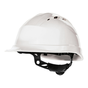 DELTA PLUS QUARTZ UP IV protective helmet, white