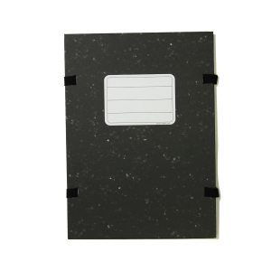HIT OFFICE LEVER ARCH FILE A4 BLACK