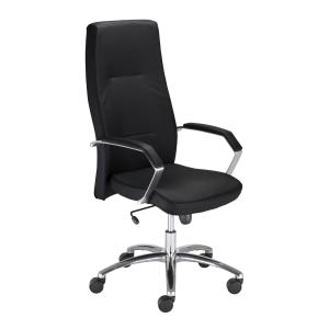 Bauhaus Tilt főnöki fotel, fekete